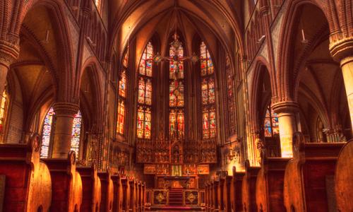 soñar con iglesia