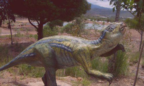 soñar con dinosaurios.