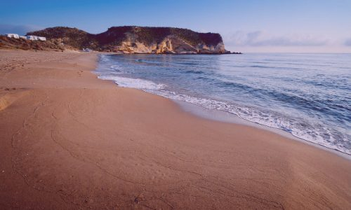 soñar con playa