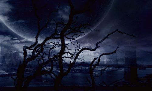 soñar con oscuridad