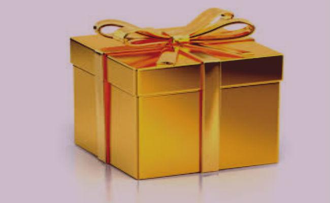 soñar con regalos