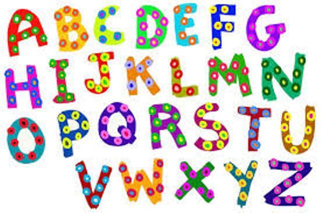 soñar con el abecedario