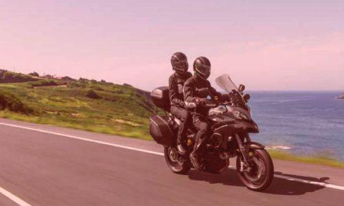 soñar con motocicleta