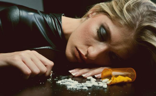 soñar con drogas