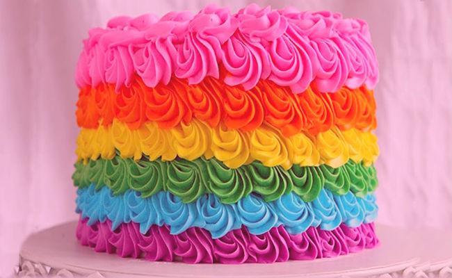 soñar con pastel