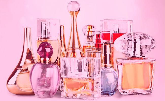 soñar con perfumes