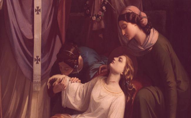 O que significa sonhar com imagens religiosas