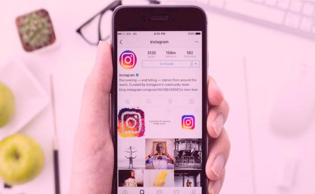 O que significa sonhar com o Instagram