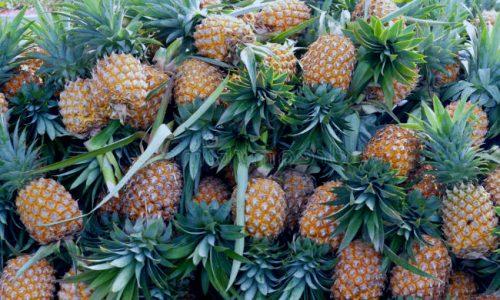 soñar con ananá