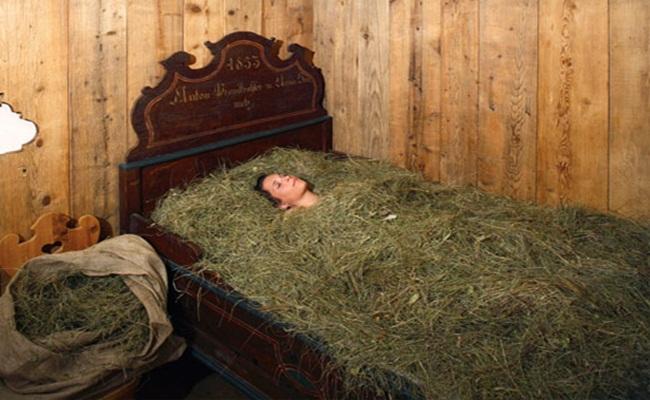 soñar con heno