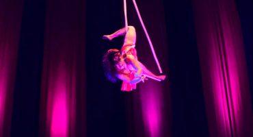 soñar con trapecio