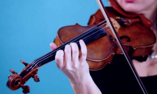 soñar con violín