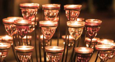 soñar con candelabro