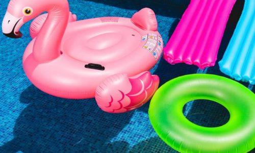 soñar con flotador